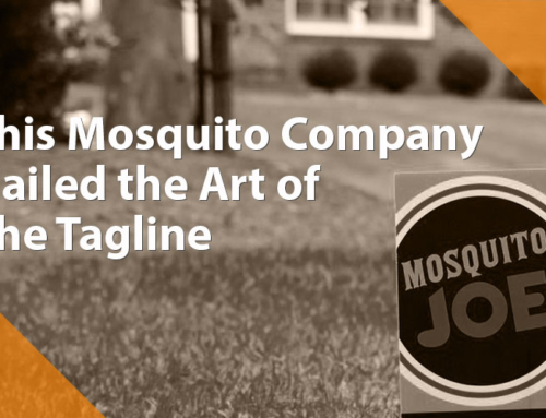 This Mosquito Company Nailed the Art of the Tagline